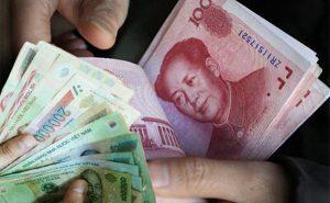 Chuyển tiền sang Trung Quốc