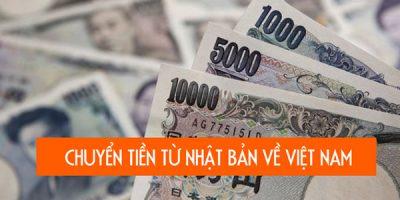 Cách chuyển tiền từ Nhật về Việt Nam an toàn