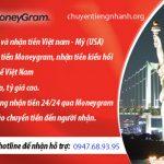 Chuyển tiền Money Gram