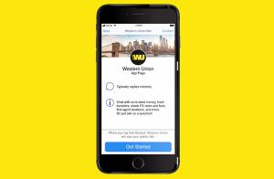 Western Union chuyển tiền quốc tế