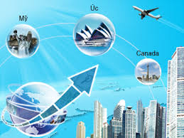 Dịch vụ chuyển tiền nhanh ra nước ngoài