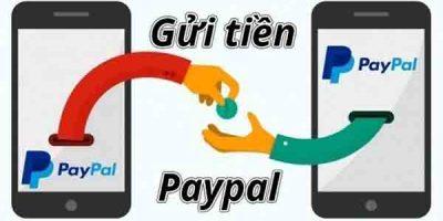Hướng dẫn chuyển tiền qua tài khoản Paypal