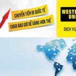 Gửi tiền Western Union