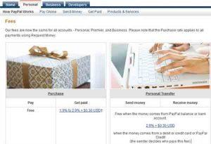 hình thức chuyển tiền Paypal