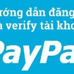 Đăng ký Paypal