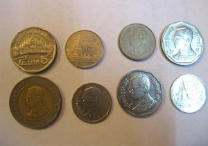 Tiền xu Thái Lan