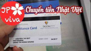 Chuyển tiền từ Nhật về Việt Nam qua ngân hàng