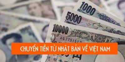 Cách để chuyển tiền từ Nhật về Việt Nam an toàn