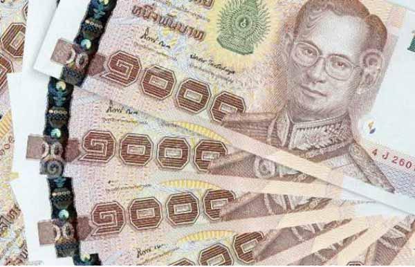 Tỷ giá tiền Thái Lan