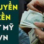 Công ty chuyển tiền từ Mỹ về Việt Nam