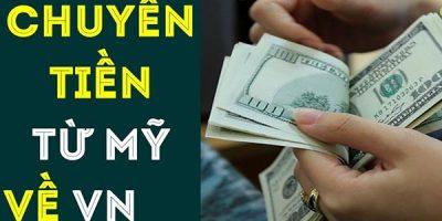 Công ty chuyển tiền từ Mỹ về Việt Nam an toàn, phí thấp