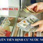 Dịch vụ chuyển tiền định cư nước ngoài