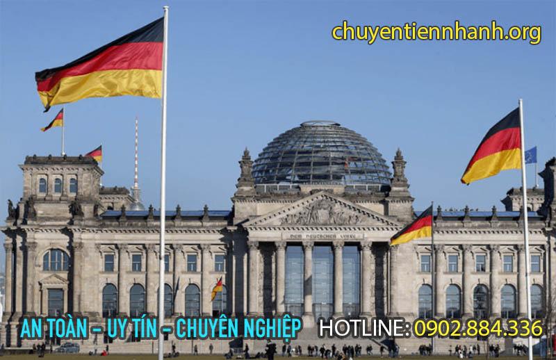 Chuyển tiền sang Đức