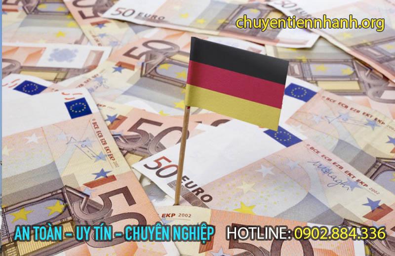Chuyển tiền từ Việt Nam sang Đức
