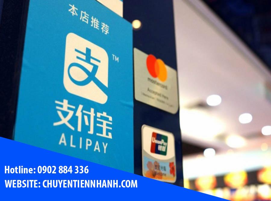 Thanh toán hộ Alipay